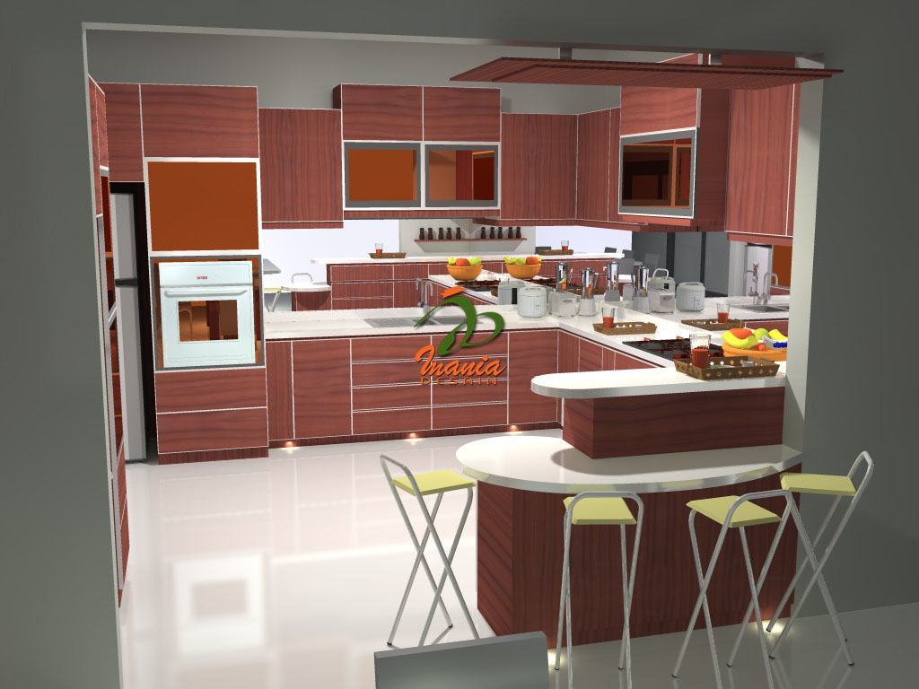 Kitchen Set Urban