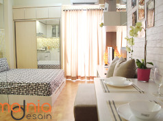 Interior Apartemen City Light