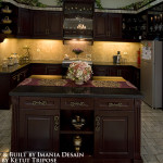 Kitchen Set Klasik Palem Semi