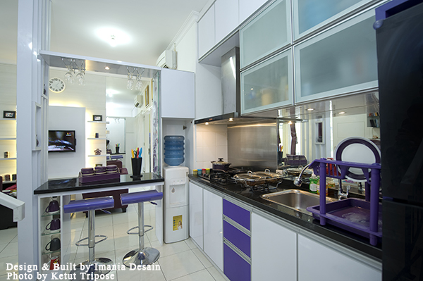 Kitchen Set Melati Vista
