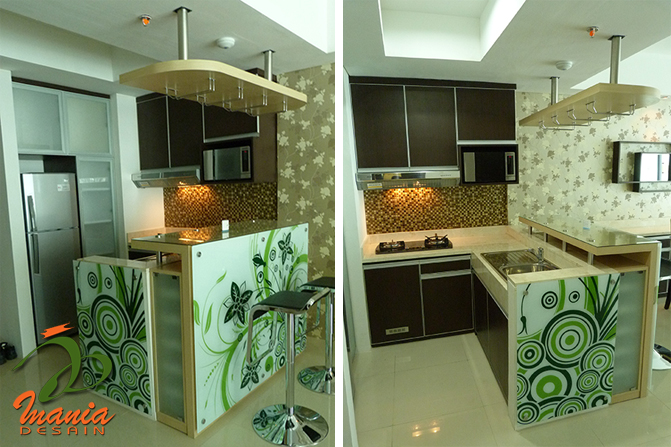 Kitchen Set Kemang Village