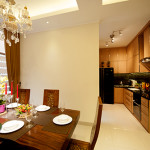 kitchen set & Ruang Makan Michelia Centro bsd