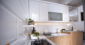 kitchen set bintaro fiore