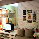 Credenza Tv Apartemen City Light