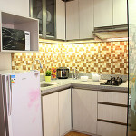 Kitchen Set Apartemen City Light