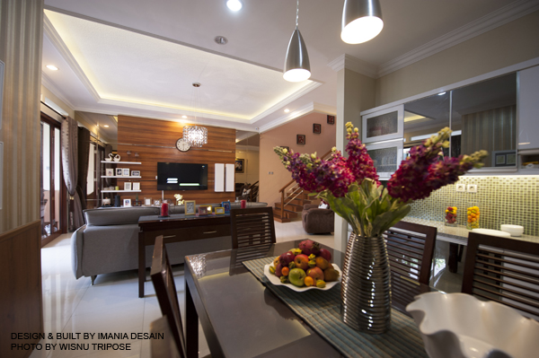 Interior Kitchen Set Tebet 1