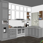 Kitchen set Cibubur - Citragrand 5