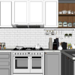 Kitchen set Cibubur - Citragrand 3