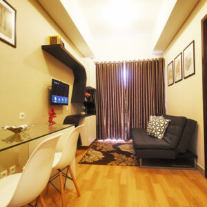 Interior Apartemen Saveria BSD City 4