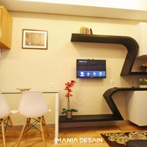 Interior Apartemen Saveria BSD City 5