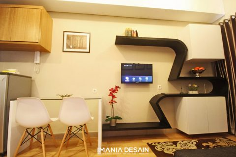 Interior Apartemen Saveria BSD City