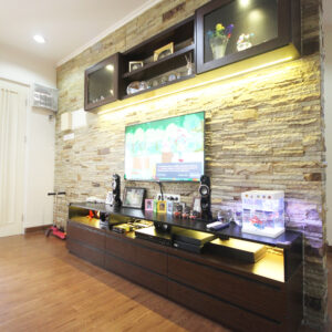 Interior Rumah Residence One 5