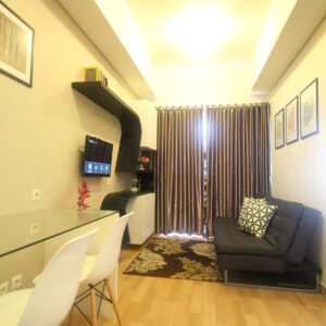 Interior Apartemen Saveria BSD City 2