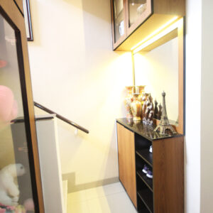 Interior Rumah Residence One 7