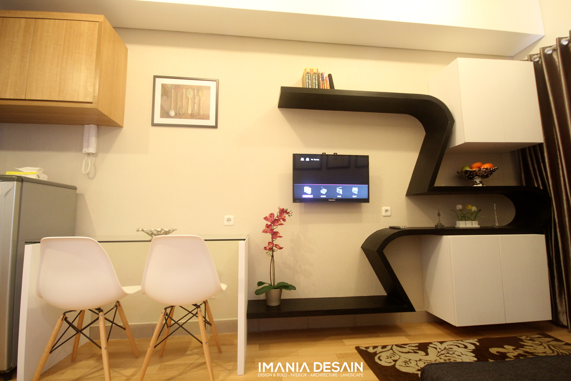 Interior Apartemen Saveria BSD City 1