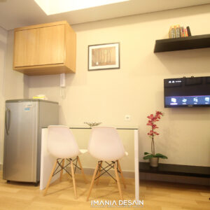 Interior Apartemen Saveria BSD City 6