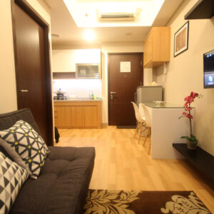 Interior Apartemen Saveria BSD City 8