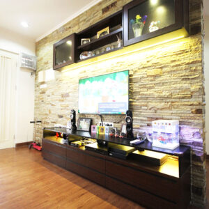 Interior Rumah Residence One 3