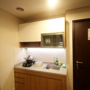 Interior Apartemen Saveria BSD City 9
