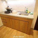 Interior Apartemen Saveria BSD City 15