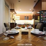 Interior Rumah Residence One 21