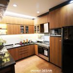 Interior Rumah Residence One 22