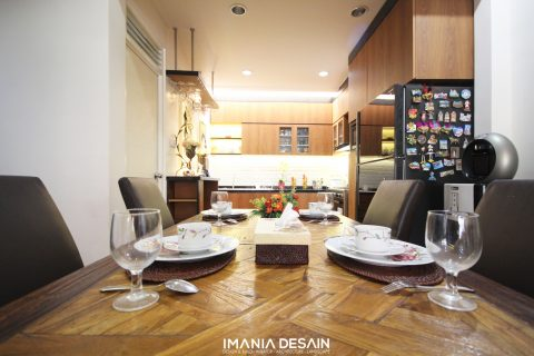 Interior Rumah Residence One