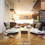 Interior Rumah Residence One 39