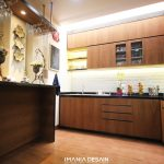 Interior Rumah Residence One 41