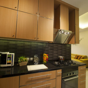 Kitchen Set Michelia Centro - GADING SERPONG 3