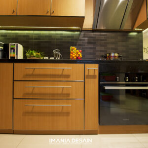 Kitchen Set Michelia Centro - GADING SERPONG 2